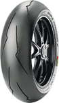 Pirelli Diablo Supercorsa SP V2 Rear Radial Tire 200/55 ZR 17 (78W) TL SP (Supersport)