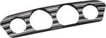 Arlen Ness - 30-330 - Inner Fairing Trim, 10-Gauge - Black