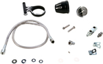 Arlen Ness - 15-667 - Oil Pressure Gauge Kit, Deep Cut