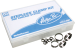 MOTION PRO Cooling System Stepless Clamp Kit / 85 Pcs With Box (11-0065)