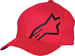 ALPINESTARS Flexfit Hat (Corp Shift 2, Red/Black)