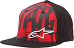 ALPINESTARS Flexfit Hat (McCarthy, Red)