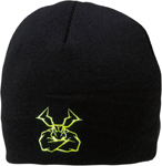 Moose Racing MX Off-Road Agroid Beanie (Black)