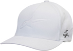 Alpinestars CORP SHIFT MOCK MESH Curve Bill Flex Back Hat/Cap (White)