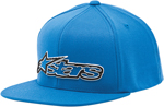 ALPINESTARS LATIMER Flat Bill Snapback Hat (Blue)