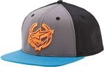 ALPINESTARS ARTHUR Flat Bill Snapback Hat (Blue)