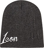 ICON 1000 FEEDBACK Beanie (Charcoal)