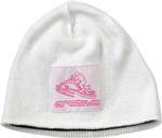 ARCTIVA Snow Snowmobile Women's 2016 Beanie (White/Pink)