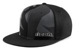 ICON RECOCAMO FlexFit Flat-Bill Hat/Cap (Black)