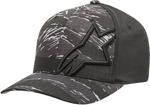 Alpinestars CORP CAMO Curve-bill Flex-Fit Hat/Cap (Charcoal)