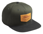 Thor MX Motocross Hallman Snapback Hat (ORIGINAL Dark Green)