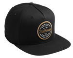 Thor MX Motocross Hallman Snapback Hat (TRADITIONS Black)