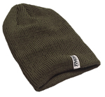 Thor MX Motocross Pop Punk Beanie (Olive Green)