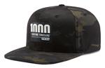 Icon 1000 VERTIXAL Flatbill Snapback Hat/Cap (Camo)