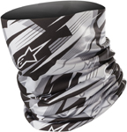 Alpinestars Blurred Neck Tube (Black/Anthracite)