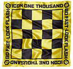 ICON 1000 SLICKERY Satin Scarf