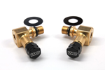 Works Connection Air Fork EZ Fill Adjustment Valves for Honda CRF450R 13-14 (26-360)