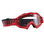 THOR MX Motocross ENEMY Goggles (Red)