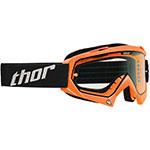 THOR MX Motocross ENEMY Goggles (Fluorescent Orange)