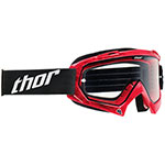 THOR MX Motocross ENEMY Goggles (Tread Red)