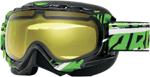 ARCTIVA Snow Snowmobile COMP 2 Goggles (Green)
