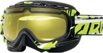 ARCTIVA Snow Snowmobile COMP 2 Goggles (Yellow)