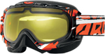 ARCTIVA Snow Snowmobile COMP 2 Goggles (Orange)