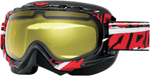 ARCTIVA Snow Snowmobile COMP 2 Goggles (Red)