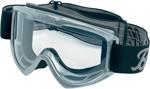 BILTWELL MOTO Motorcycle Helmet Goggles (Gray)