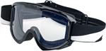Biltwell Inc Moto Motorcycle Helmet Goggles (Bolts Black)