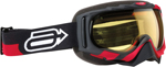 ARCTIVA Snow Snowmobile COMP 2 Goggles (REV Red/Black)