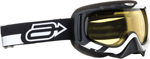 ARCTIVA Snow Snowmobile COMP 2 Goggles (REV White/Black)