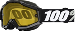 100% Accuri Snow Goggles w/ Yellow Lens
