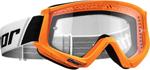 Thor MX Motocross YOUTH Combat Goggles (Flo Orange)