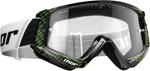 Thor MX Motocross YOUTH Combat Goggles (Black/Green)