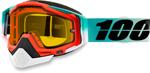 100% - Racecraft Snow Goggles w/ Yellow Lens