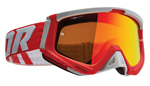 Thor MX Motocross Sniper Goggles (Red/Gray)