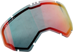 Arctiva Replacement Lens for Vibe Goggles (Red Mirror)