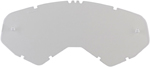 Moose Racing MX Off-Road Replacement Lens for XCR Goggles (Clear)