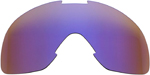 Biltwell Inc Replacement Lens for Overland & Overland 2.0 Goggles (Violet Mirror/Brown)