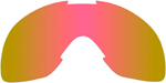 Biltwell Inc Replacement Lens for Overland & Overland 2.0 Goggles (Pink Mirror/Brown)