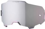 100% MX Motocross HiPER Lens for ARMEGA Goggles (HiPER Silver Mirror)