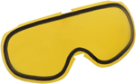 ARCTIVA Snow Snowmobile Dual Pane Anti-fog Lens for COMP Goggles (Yellow)