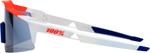 100% Eyewear SPEEDCRAFT SL Performance Sunglasses (Soft Tact Gamma Ray w/Smoke Lens)