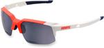 100% Eyewear SPEEDCOUPE Performance Sunglasses (Soft Tact Gamma Ray w/Smoke Lens)
