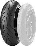 Pirelli Diablo Rosso III Rear Radial Tire 190/55 ZR 17 (75W) TL (Sport)