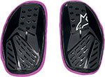 ALPINESTARS Ladies Stella Bionic Chest Pad/Guard (Black/Violet)