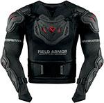 ICON Stryker Rig Motorcycle Armor Jacket (Black)