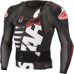 Alpinestars MX Motocross Sequence Long Sleeve Protection Jacket (Black/Red/White)