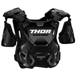 Thor MX Motocross Youth Guardian Roost Deflector/Back Protector (Black)